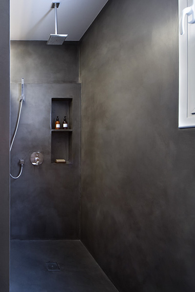 Microcement Wetroom